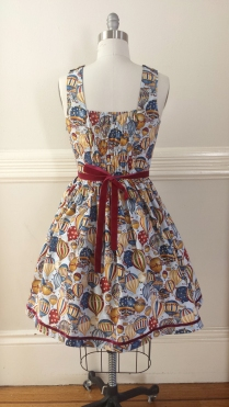 Delightful Dirigible Sun Dress