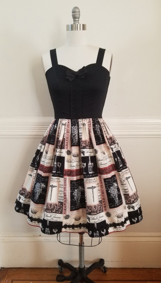 http://theblackribbon.storenvy.com/collections/1275834-dresses/products/21906476-wine-country-jsk